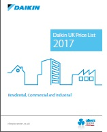 Daikin Price Guide